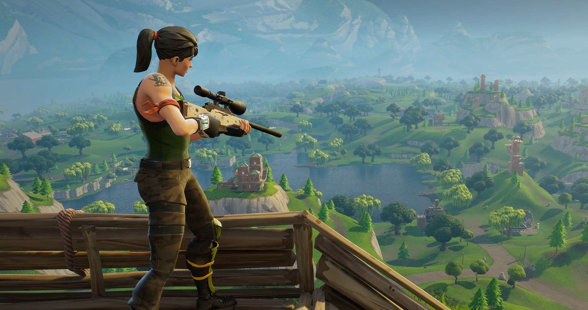 Graphics Card For Fortnite