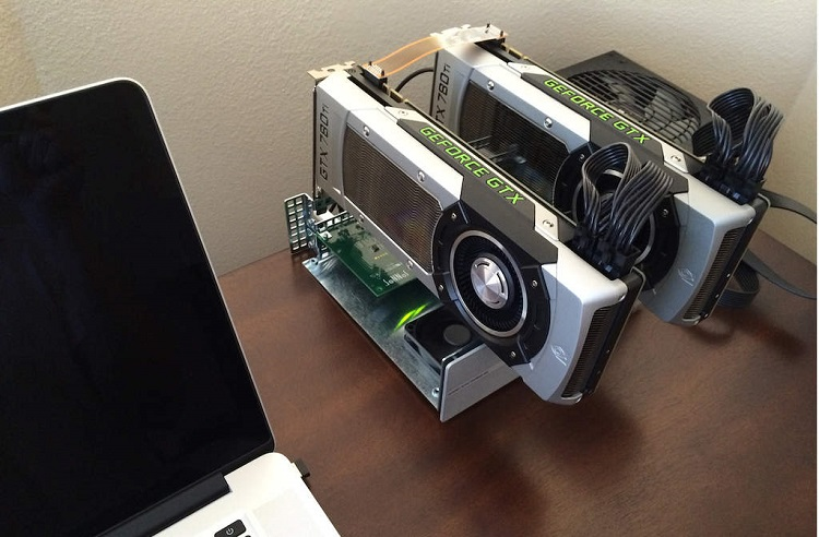What Is an External Graphics Card?