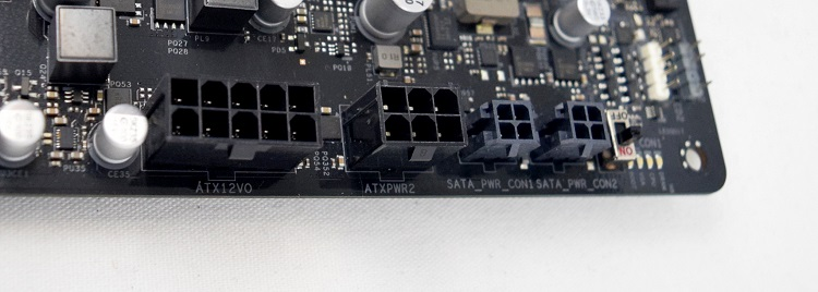Motherboard SMPS