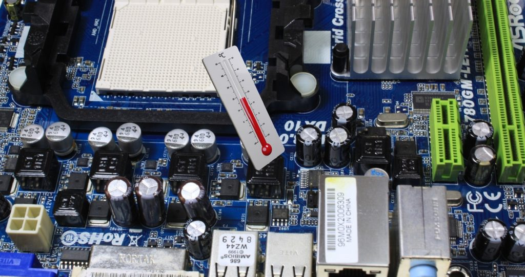What To Do When Motherboard Temperature Is High